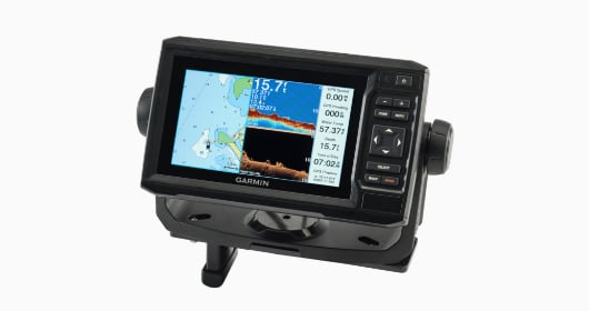 FX Series Large Screen Garmin GPS