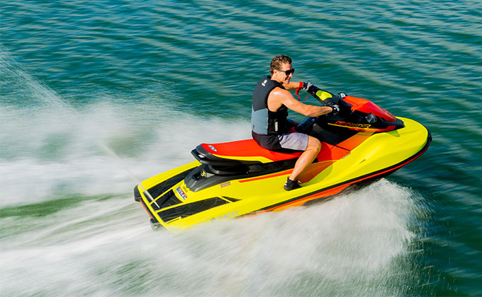 2021 EX Personal Watercraft Review