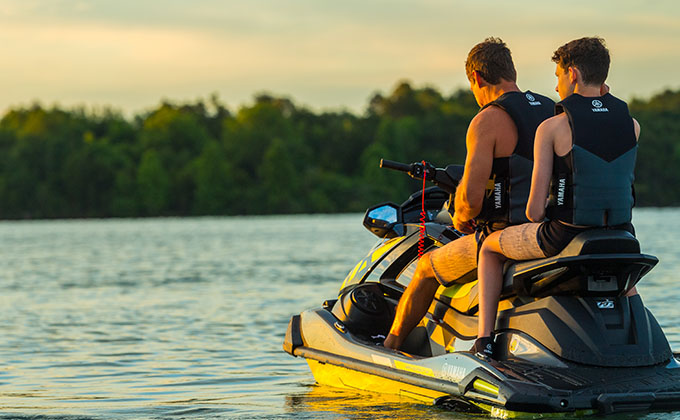 2021 VX Personal Watercraft Review