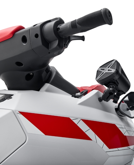 2021 EX Limited feature ride throttle control