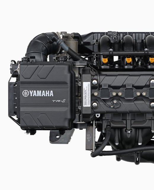 2021 EX Limited feature TR1 marine engine