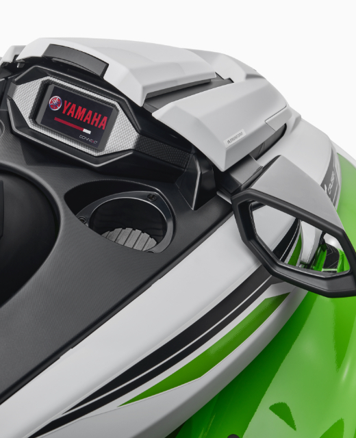 2021 FX Cruiser HO feature multi mount system green