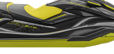 2021 FX Series feature hull