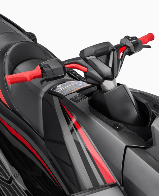 Yamaha Waverunners 2021 GP 1800R Ho Feature Competition Handlebars