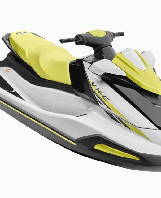 Yamaha 2021 VX C Feature Hull Design White
