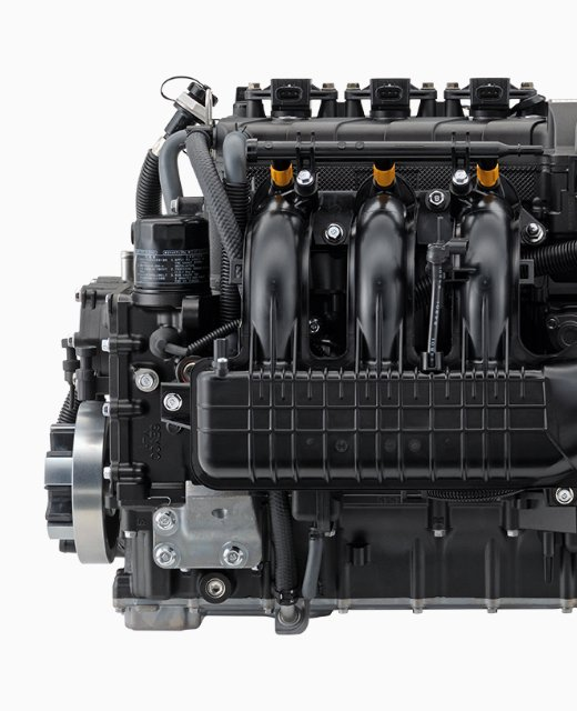 Yamaha 2021 VX C Feature TR 1 Marine Engine