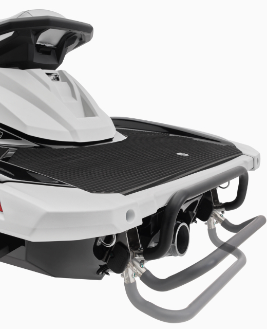 Yamaha 2021 VX Deluxe Feature Reboarding Step
