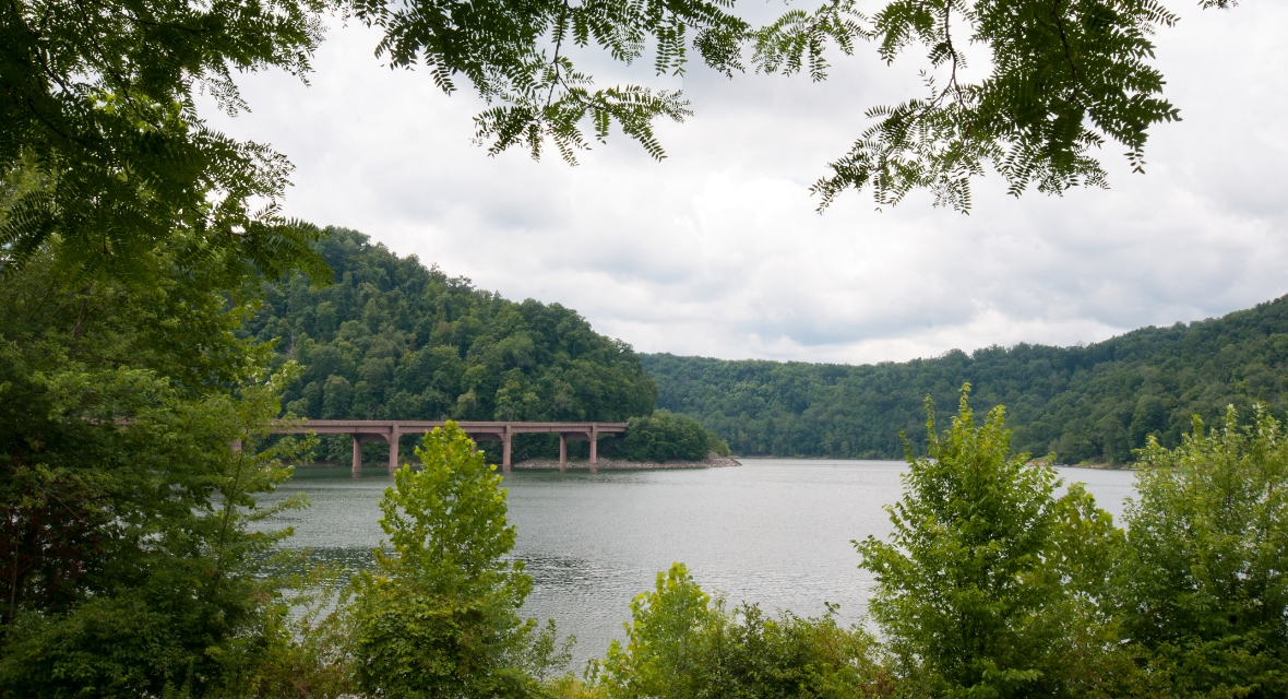 Destinations Youghiogheny Lake Pennsylvania