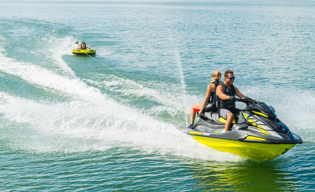 2021 WaveRunner new products press release